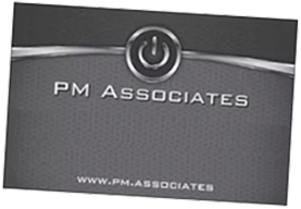 PM Associates Visitenkarte